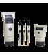 Pack explorador: 3 perfumes viaje + After Shave PCI + Crema de ducha PCI