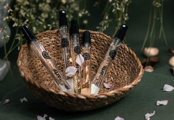 Los mejores perfumes femeninos para primavera