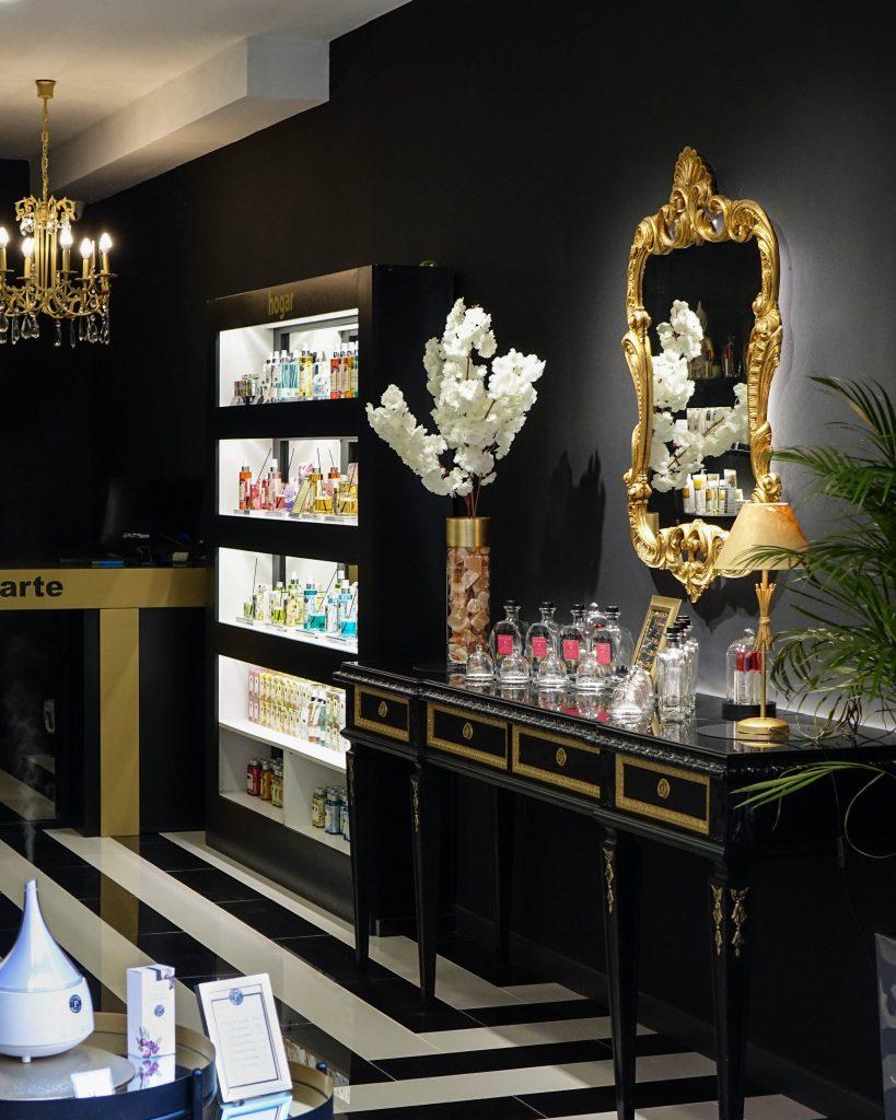 Perfumarte abre una nueva tienda en la calle San Vicente Valencia