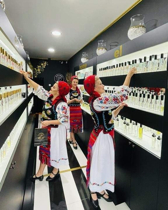Perfumarte abre su primera tienda en Rumanía