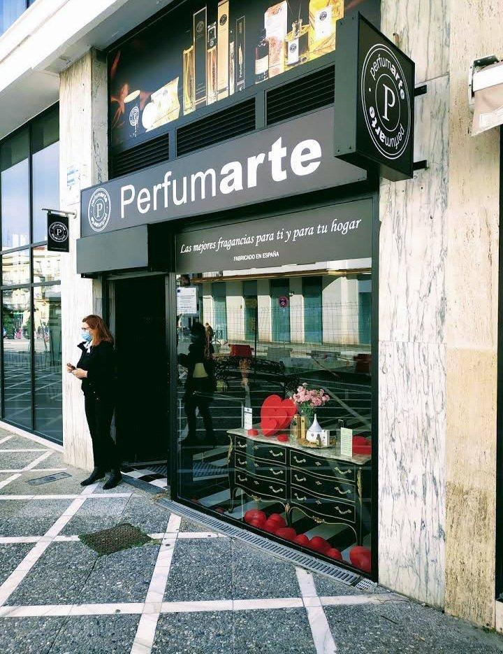 Nueva tienda Perfumarte en Jerez de la Frontera
